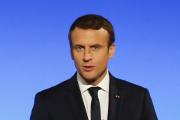 Макрон заявил об отказе Франции от требования ухода Асада