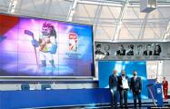 Лукашенко убеждает Фазеля проводить хоккейный чемпионат в Беларуси