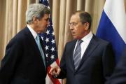 Лавров призвал Керри поддержать гуманитарную операцию на Украине