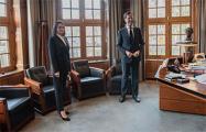 Тихановская встретилась с премьер-министром Нидерландов
