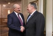 Лукашенко и Помпео поговорили по телефону