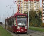 Движение трамваев в Минске изменится