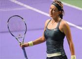 Виктория Азаренко проиграла 42-й ракетке мира