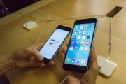 В работе онлайн-сервисов Apple произошел сбой