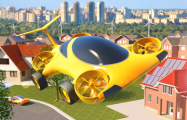 Uber совместно с NASA планируют создать пилотируемое летающее такси