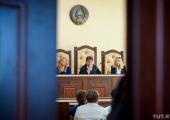Начался суд над столбцовским подростком, убившим учительницу и школьника