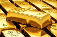 Мировой спрос на золото рекордно рухнул