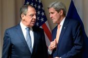Лавров и Керри обсудили обеспечение перемирия в Сирии