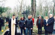В Праге почтили память президентов БНР