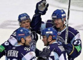 Минское «Динамо» обыграло «Витязь» в матче чемпионата КХЛ