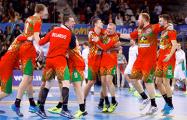 Белорусские гандболисты вышли на Евро-2022