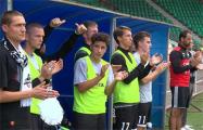 «Крумкачы» опять хлопали в начале матча
