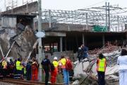 В ЮАР обрушилась крыша торгового центра