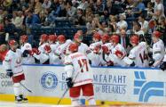 Белорусская «молодежка» выиграла «Кубок четырех наций»