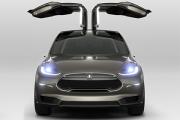 Tesla Motors объявила о сроке начала поставок кроссовера Model X