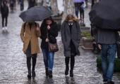 В ближайшие 3 дня в Беларуси будет дождливо и прохладно