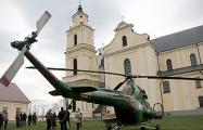 Отправиться в паломничество в Будслав и Жировичи можно будет на вертолете