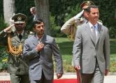 Сирийцы указали на банкира Асада и Ахмадинежада