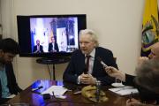 Представитель Wikileaks опровергла сообщение о пытках Ассанжа