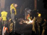 При пожаре во время собрания евнухов погибли 16 человек