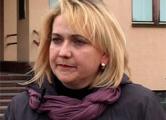 При задержании серьезно пострадала Елена Лиховид