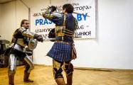 На свята ў Горадню завітаюць рыцары