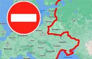 Самолетам рекомендуют облетать Беларусь через страны Балтии
