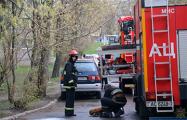 В Минске горел ясли-сад