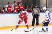 Хоккейная команда президента опять выиграла