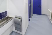 Производители сушилок для рук успокоили посетителей общественных туалетов