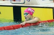 Анастасия Шкурдай выиграла золото на дистанции 100 метров баттерфляем на ЧЕ на «короткой воде»