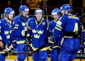 Сборная Швеции вышла в финал ЧМ по хоккею