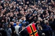 В Кельне произошли столкновения националистов и защитников беженцев
