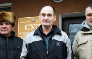Віцебскі актывіст: Даю ўладам шанец не трапіць пад каток гісторыі