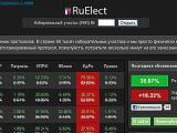 Сайт о фальсификациях на выборах возобновил работу
