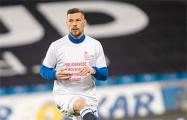 Еще один польский футбольный клуб присоединился к акции солидарности со свободными спортсменами Беларуси