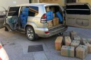 На испанском пляже нашли автомобиль с двумя тоннами гашиша