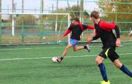 ФИФА снимет фильм о школьном футболе в Беларуси