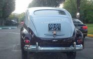 Коллекция ретро-автомобилей Лукашенко: блогер опубликовал фото