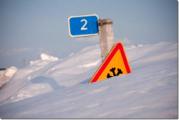 Деревни в Минской области остаются недоступны из-за снега