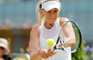 Ольга Говорцова не доиграла полуфинал турнира в Тайване