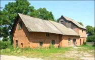 Как в Ляховичском районе уникальную мельницу разобрали на кирпичи