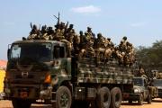 В Южном Судане попал под обстрел военный самолет США