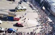 Многотысячный Марш прошел в Гомеле