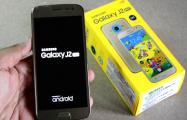 Samsung выпустила смартфон, который не умеет выходить в интернет