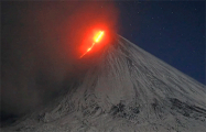 На Камчатке активизировался самый большой в Евразии вулкан