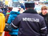 Задержания перед молитвой за политзаключенных в Барановичах