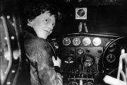 Исследователи установили подлинность обломка самолета Амелии Эрхарт