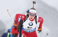 Дарья Домрачева: Любая медаль на Кубке мира - большой успех