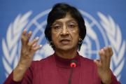 Верховный коммисар ООН раскритиковала Совбез